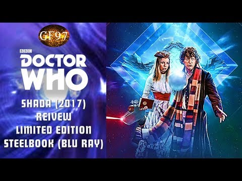 Doctor Who: Shada 2017 Review - Limited Edition Steelbook (Blu Ray) GF97