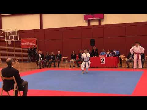 JDN Kata y Kumite Cadete y Junior 201018 Video 10