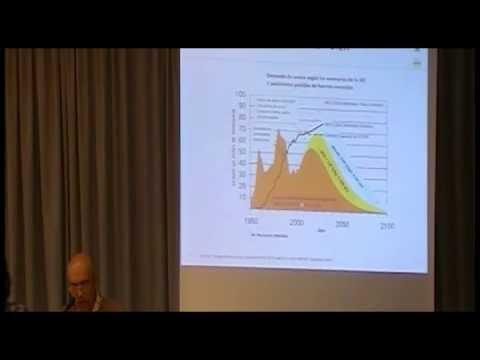 """Jornadas """"Móstoles sin petróleo"""": Pedro Prieto-Crisis energética:Una historia de ciencia-realidad 3/7"""