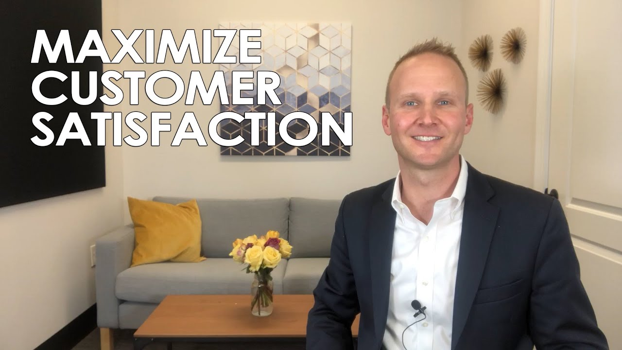 How Agents Can Maximize Customer Satisfaction
