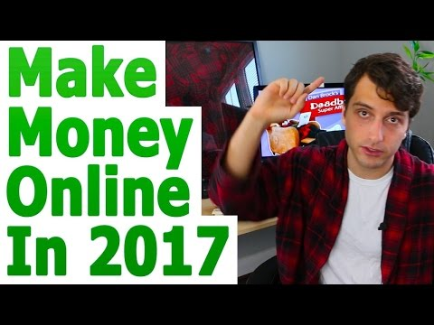 Make Money Online In 2017: Starting From Scratch