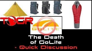 Support TOGR with Patreon : https://www.patreon.com/TOGR A Quick Discussion of the Death of Golite! ... Check out our web site for more information concernin...