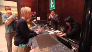 Ellen's Embassy Suites Surprise!