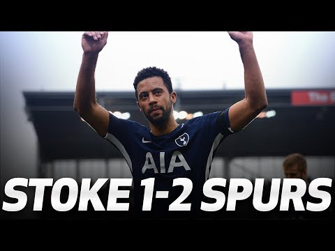 Video: DEMBELE RUN & SON NUTMEG! MOMENTS OF THE MATCH | Stoke City 1-2 Spurs