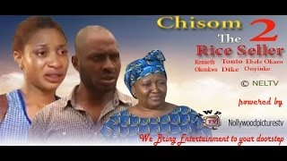 Tonto Dikeh as 'Chisom The Rice Seller Nigerian Movie' [Part 2]