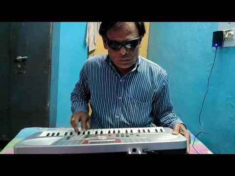 Video Yu hi tum mujhse baat karti ho instrumental played by rakesh Sharma on his keyboard download in MP3, 3GP, MP4, WEBM, AVI, FLV January 2017