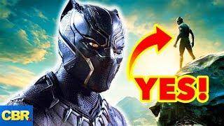 Video 10 Things Marvel's BLACK PANTHER Movie ALREADY Got Right MP3, 3GP, MP4, WEBM, AVI, FLV Januari 2018