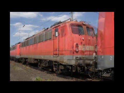 103er mit altem Eisen ! NRW-Spezial Folge 7 in Essen-Nord/West und Opladen ( 22.-29.05.10 )