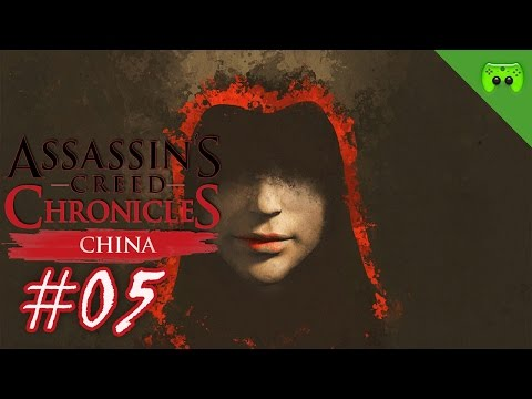 Assassins Creed Chronicles: China # 05 - « Gut bewachter Hafen » Let's Play AC: China| FULLHD