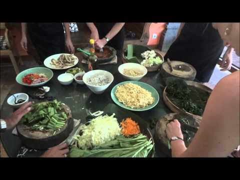 Market Tour And Cooking Class, Ubud, Bali
