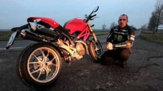 1. MCN Roadtest: Ducati Monster 1100S