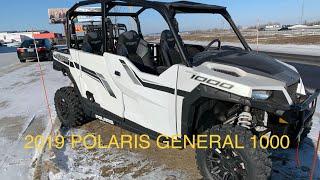 7. 2019 POLARIS GENERAL 1000