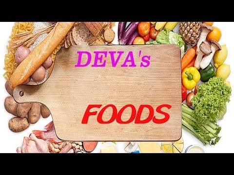 Comming Soon DEVA's FOOD on 14th July by Sirisha Special Recipe ,Vizagvision News...,