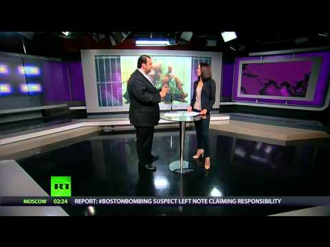 victims - Abby Martin talks to Abed Ayoub, Legal Director of the American Arab Anti-Discrimination Committee, about a petition for the DHS to have three Abu Ghraib Tor...