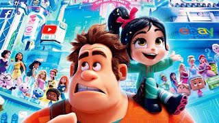 Video WRECK-IT RALPH 2 Promo Clips - Ralph Breaks The Internet MP3, 3GP, MP4, WEBM, AVI, FLV Juni 2019