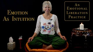 Cannabis Elevation Ceremony Practice: Emotion As Intuition by Marijuana Straight Talk