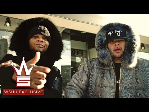 "Papoose ""Back On My Bullshit"" Feat. Fat Joe & Jaquae"