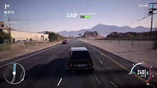 Need for speed payback new abandoned car