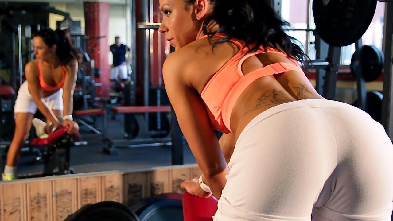 IFBB Bikini Fitness Athlete Jeanette Elstad