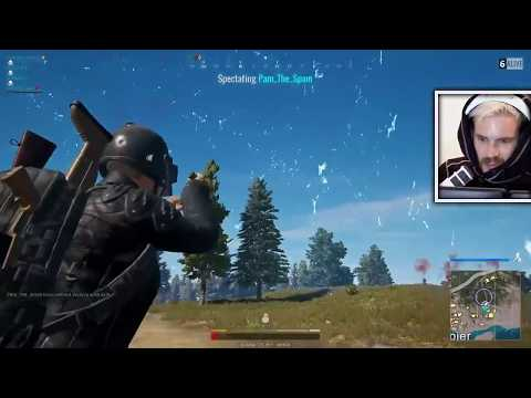 PewDiePie PUBG Highlights