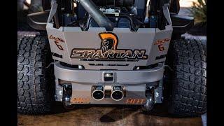 1. Spartan Mower SRT Limited Mark Martin Edition