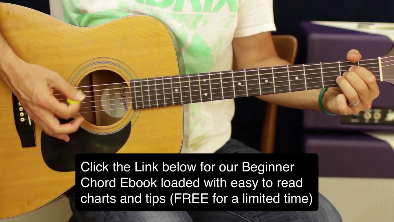 Acoustic Guitar Licks, super cool sounding technique