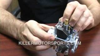 7. Carburetor Rebuild / Cleaning Instruction Video