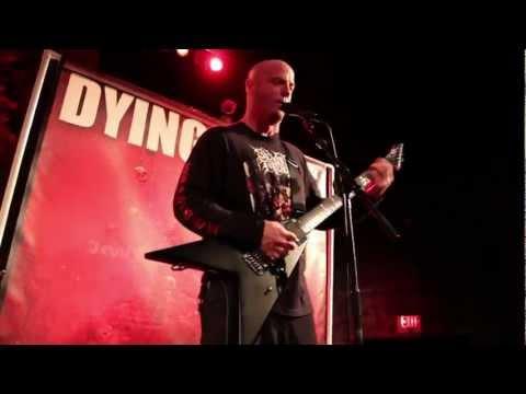 Dying Fetus- Homocidal Retribution Live