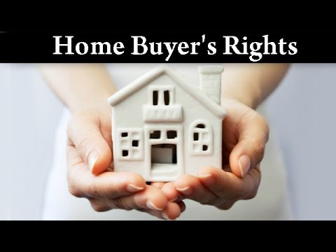 Home Buyer's Rights - Home Agreement and Developer | The Property Guide (видео)