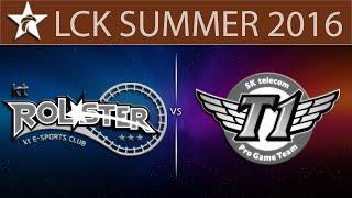 kt vs SKT T1, game 1
