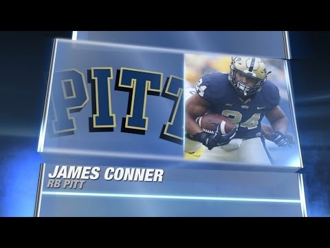 James Conner Game Highlights vs Boston College 2014 video.