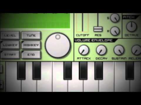 Video of Dance Synth, Pads & FX Caustic