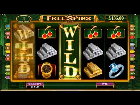 High Society Video Slot Game Promo