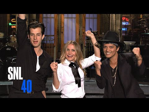 Saturday Night Live 40.07 (Promo 'Cameron Diaz, Mark Ronson & Bruno Mars')