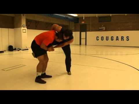 Chael Sonnen Wrestling Workout