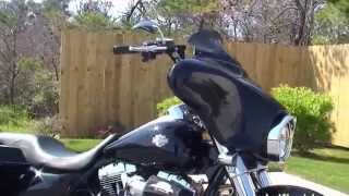 8. 2012 Harley Davidson FLHX Street Glide  - Used Motorcycles for sale