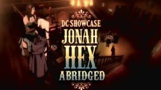 Nonton Dc Showcase Abridged  Jonah Hex  Tiba Film Subtitle Indonesia Streaming Movie Download