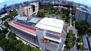 空中飛覽 國立中興大學美麗校園