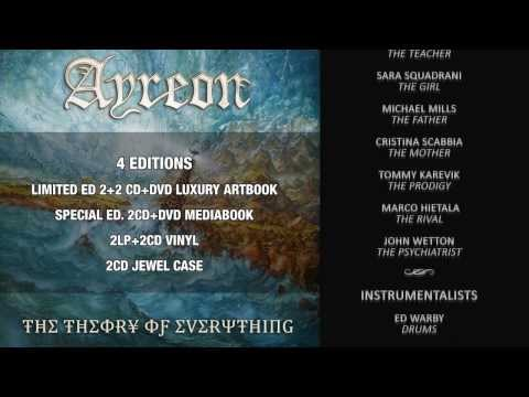 0 AYREON – The Theory Of Everything photo