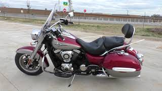 6. 011535   2012 Kawasaki Vulcan Nomad   VN1700C - Used motorcycles for sale