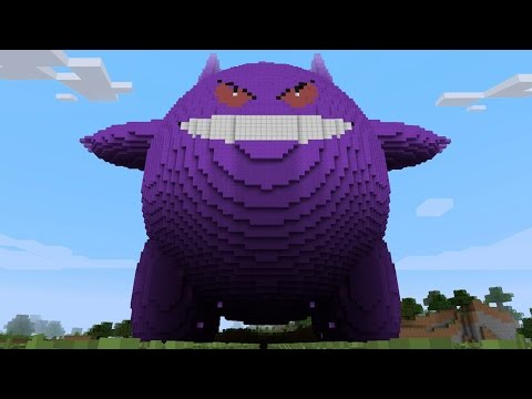 Minecraft vs Pokemon go | GIGA GENGAR | (PvZ/Pokego Land) - Thời lượng: 3 phút, 5 giây.