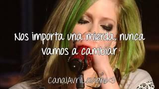 Video Avril Lavigne - Here's to Never Growing Up (Traducido Al Español) MP3, 3GP, MP4, WEBM, AVI, FLV Agustus 2018