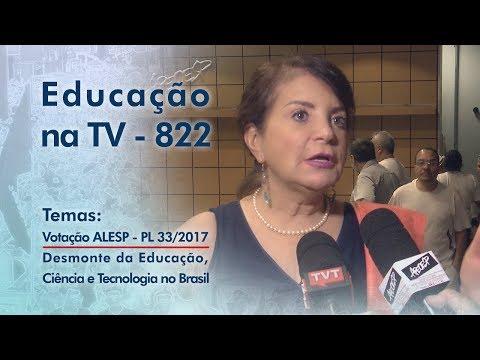 Desmonte da Educação, Ciência e Tecnologia no Brasil