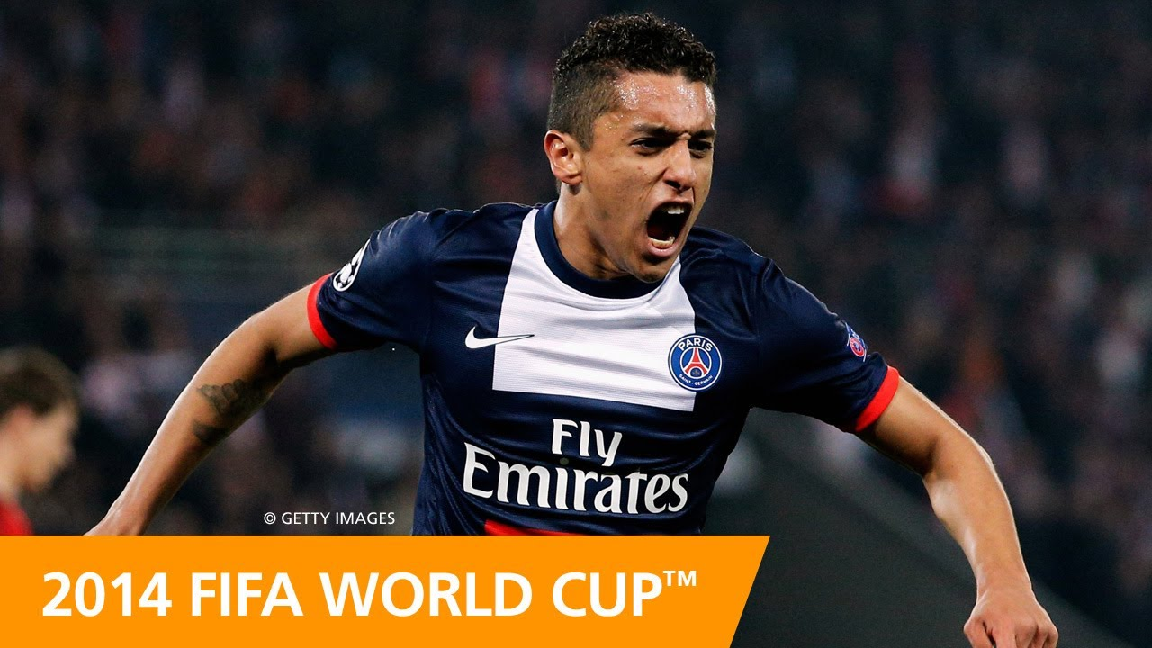 Brazil 2014 Stars to Watch: Marquinhos