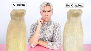 Video Will Olaplex Save Your Hair From Falling Off? (let's test it) MP3, 3GP, MP4, WEBM, AVI, FLV September 2019