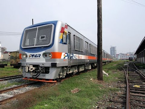 NEW PNR Of The Philippines. What A Great IMPROVEMENT!!!