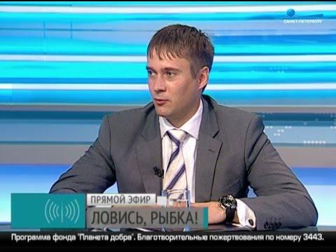 Денис Беляев в программе «Петербургский дневник»