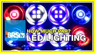 Week 21: LED Reef Lighting: Tuning PAR, spread, and spectrum | 52 Weeks of Reefing #BRS160