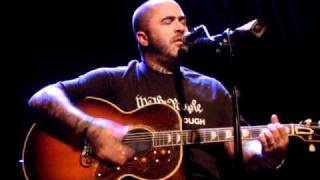 Aaron Lewis performing Anywhere But Here acoustic at House of Blues Chicago October 20, 2010.