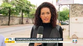 ENTREVISTA SOBRE INSTALAÇÃO DOS TEMPORIZADORES DOS SINAIS DO BRT.